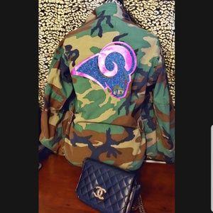 detailed look 7ba41 b8353 Women Rams Jacket on Poshmark